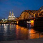 Westdeutschland_Kölner_Dom_bei_Nacht